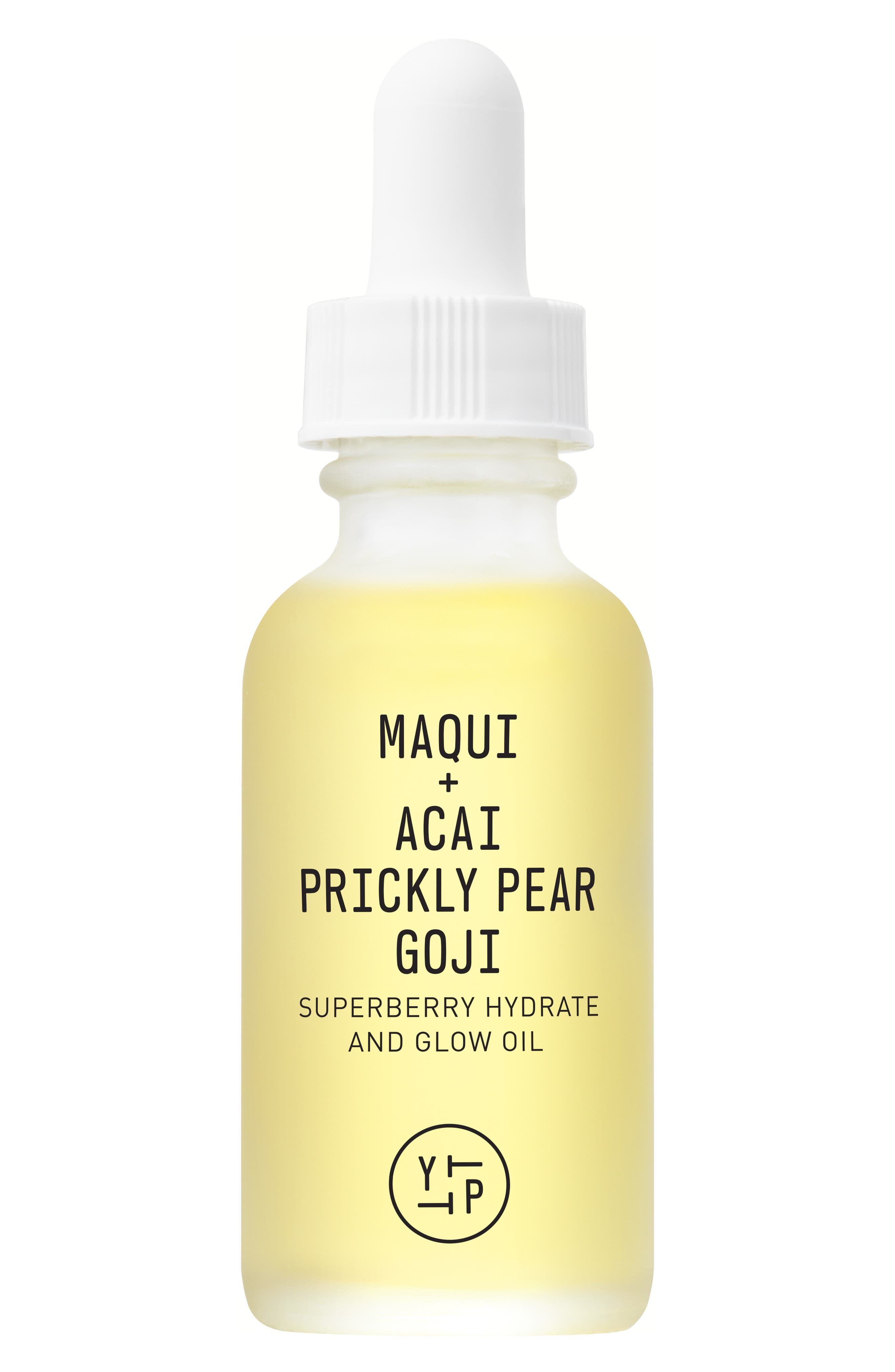 Youth to the People Superberry Hydrate & Glow Oil in No Color at Nordstrom