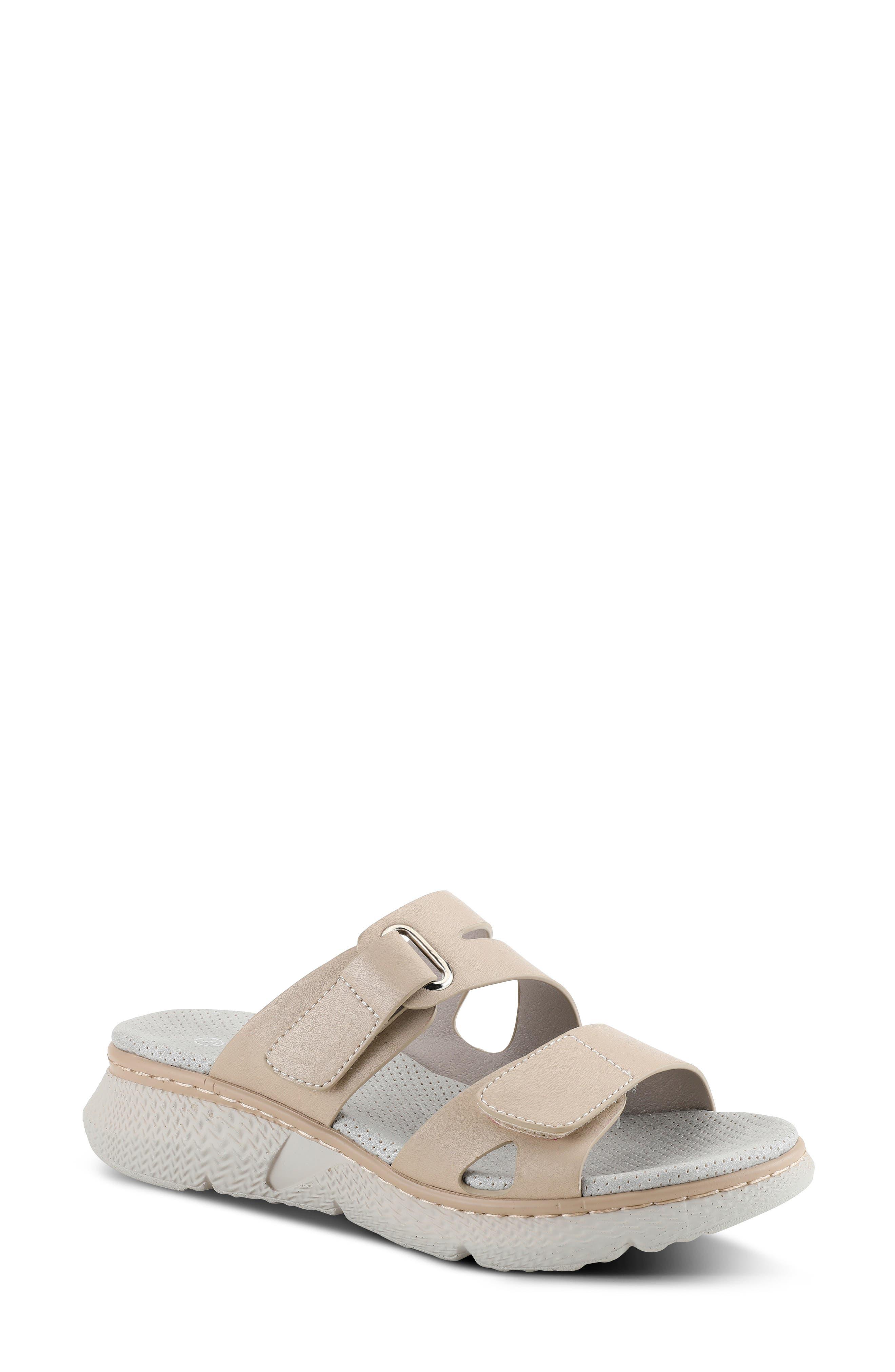 Maresse Wedge Slide Sandal