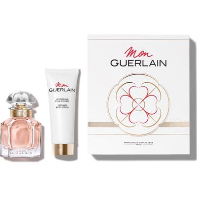 Guerlain Mon Guerlain Eau De Parfum Set (Usd $92 Value)
