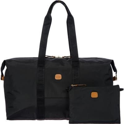Brics X-Bag 22-Inch Folding Duffle Bag - Black