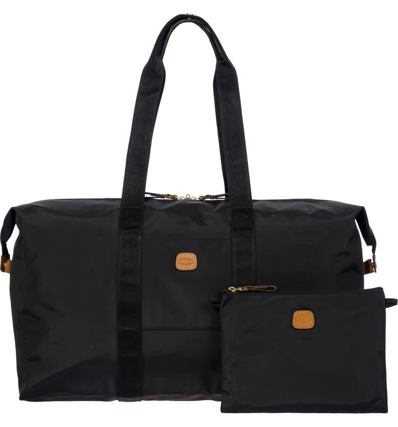 BRIC'S Brics X-Bag 22-Inch Folding Duffle Bag, Main, color, 002