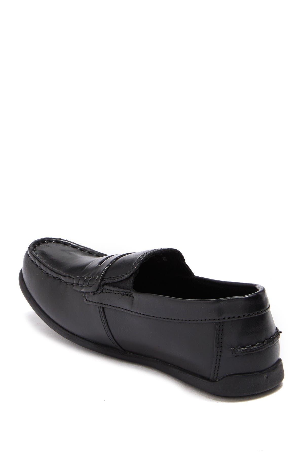 Image of Florsheim Jerod Leather Penny Jr Loafer
