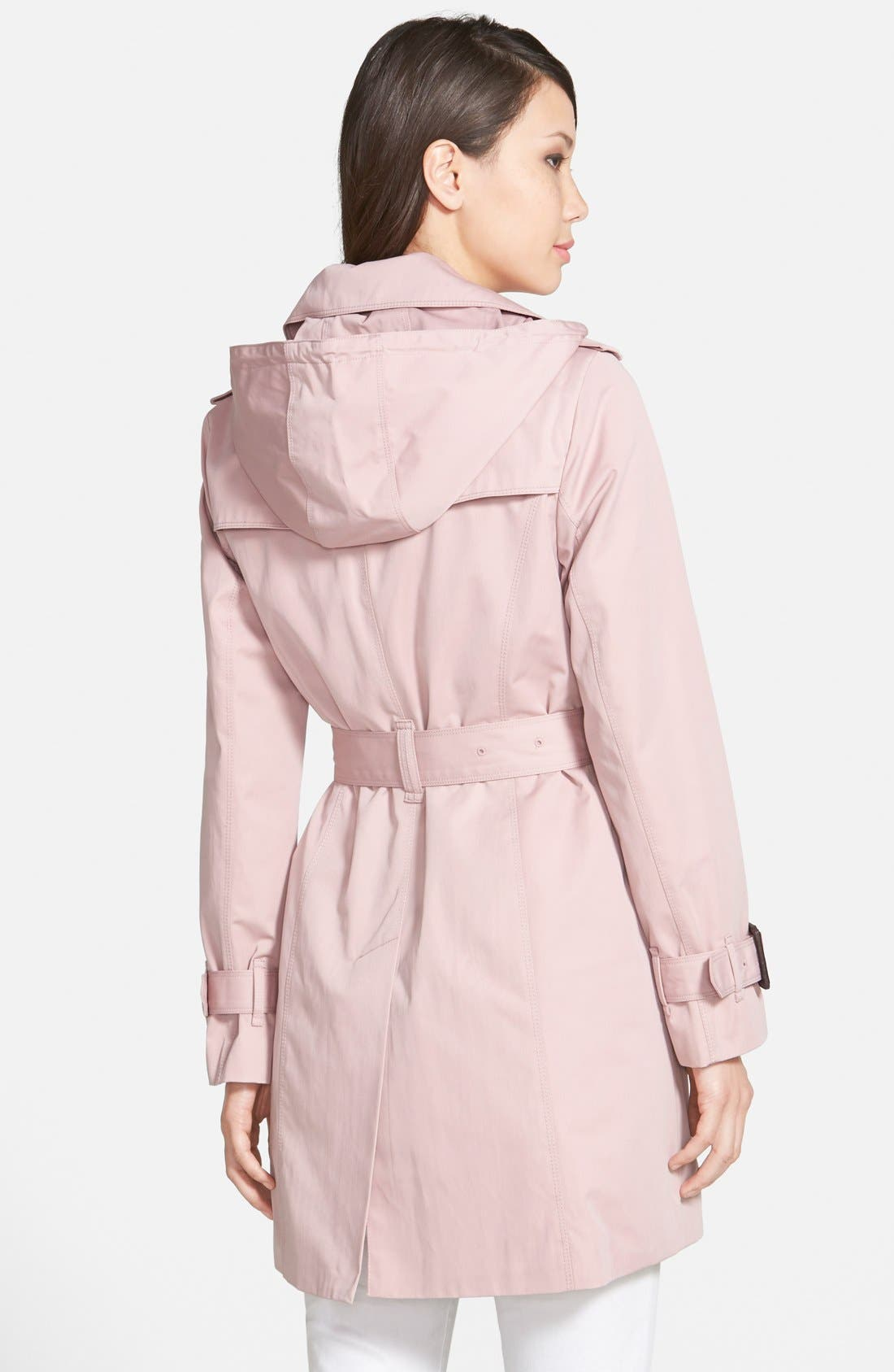 ,                             Heritage Trench Coat with Detachable Liner,                             Alternate thumbnail 23, color,                             671