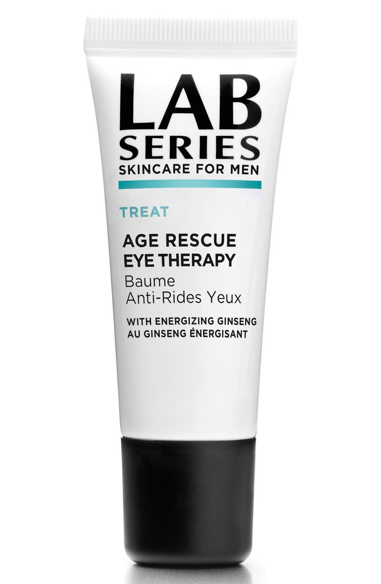 LAB SERIES SKINCARE FOR MEN Age Rescue+ Depuffing Therapy Treatment, Main, color, NO COLOR