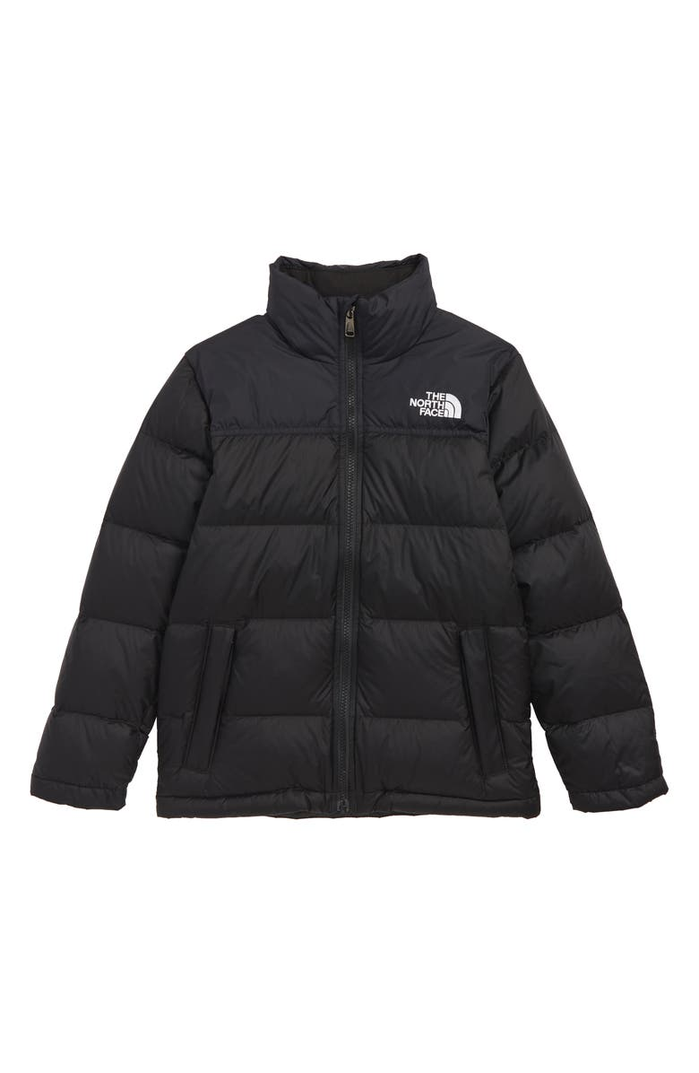 THE NORTH FACE Nuptse Down Jacket, Main, color, 001