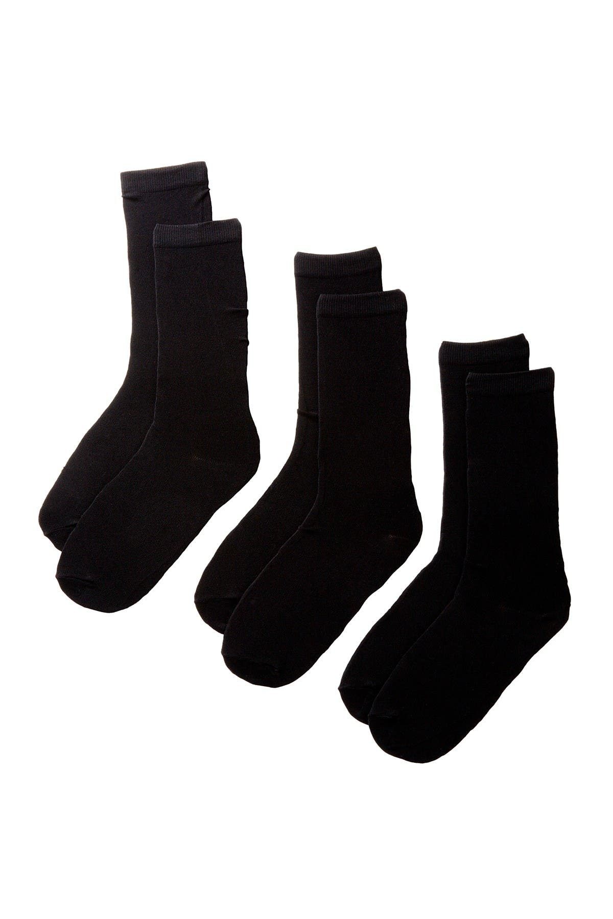 HUE Sleek Socks - Pack of 3 at Nordstrom Rack