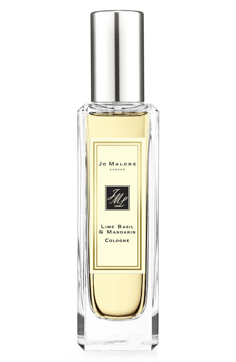JO MALONE LONDON<SUP>™</SUP> Travel Size Lime Basil & Mandarin Cologne, Main, color, NO COLOR