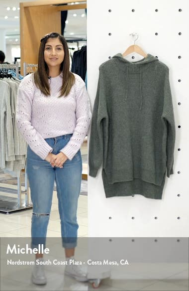 Oversize Hoodie Sweater, sales video thumbnail