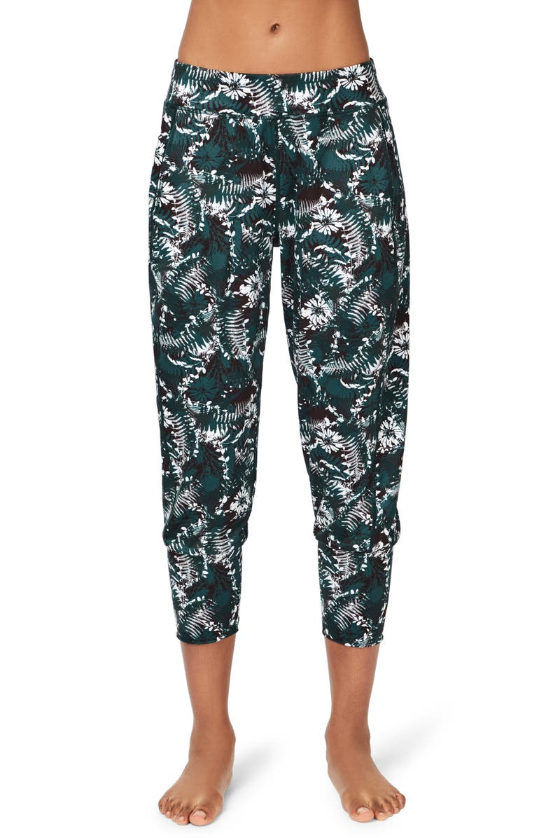 Garudasana Crop Yoga Trousers by Sweaty Betty