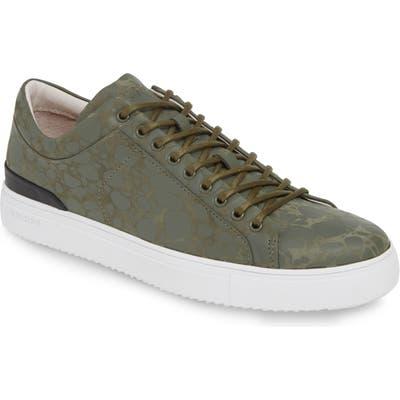 Blackstone Rm11 Sneaker - Green