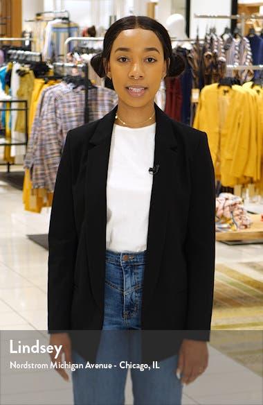 Marilyn Ankle Slit Jeans, sales video thumbnail