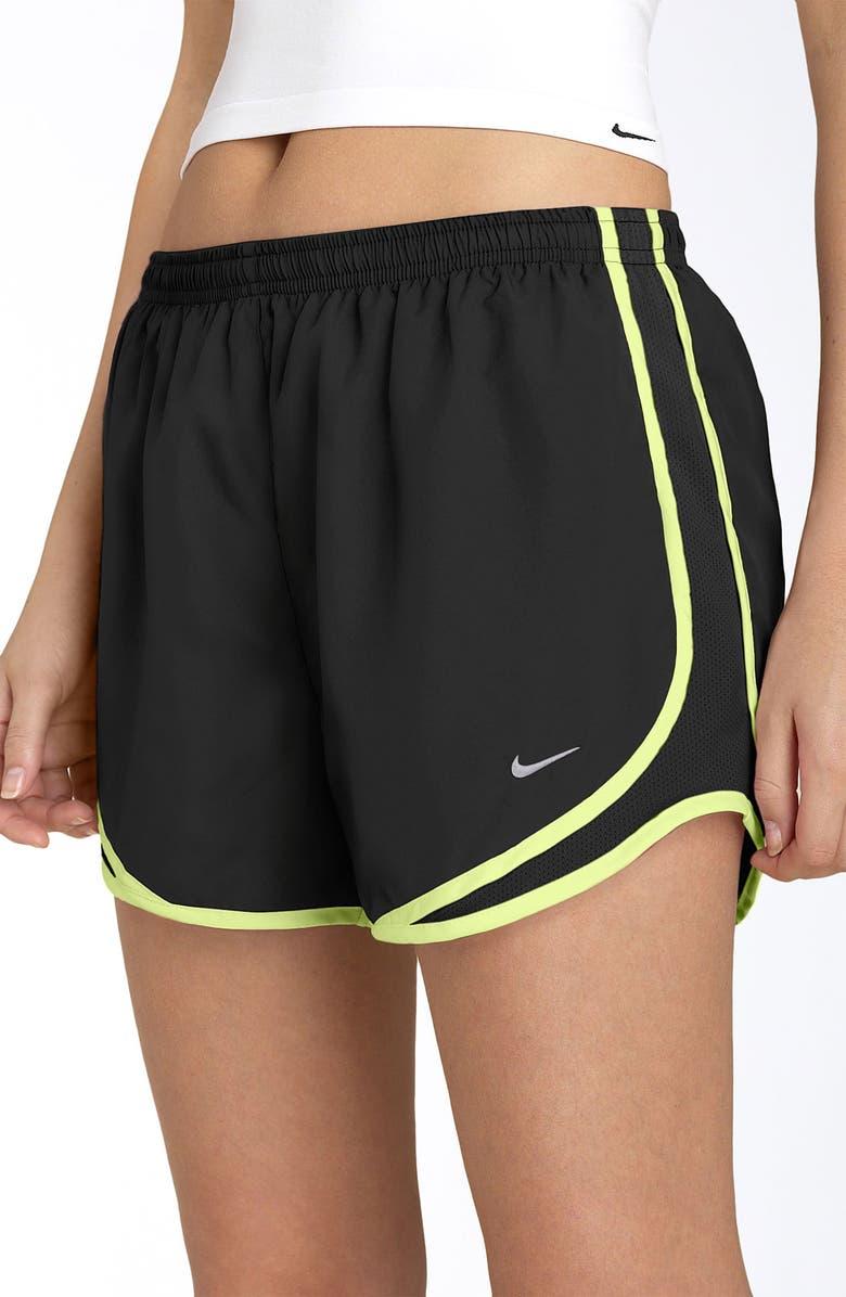 NIKE 'Tempo' Track Shorts, Main, color, 001
