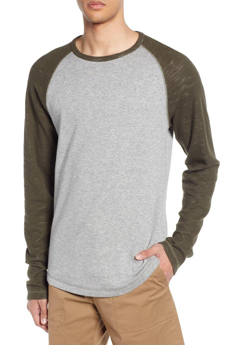 VINCE Long Sleeve Raglan T-Shirt, Main, color, 308