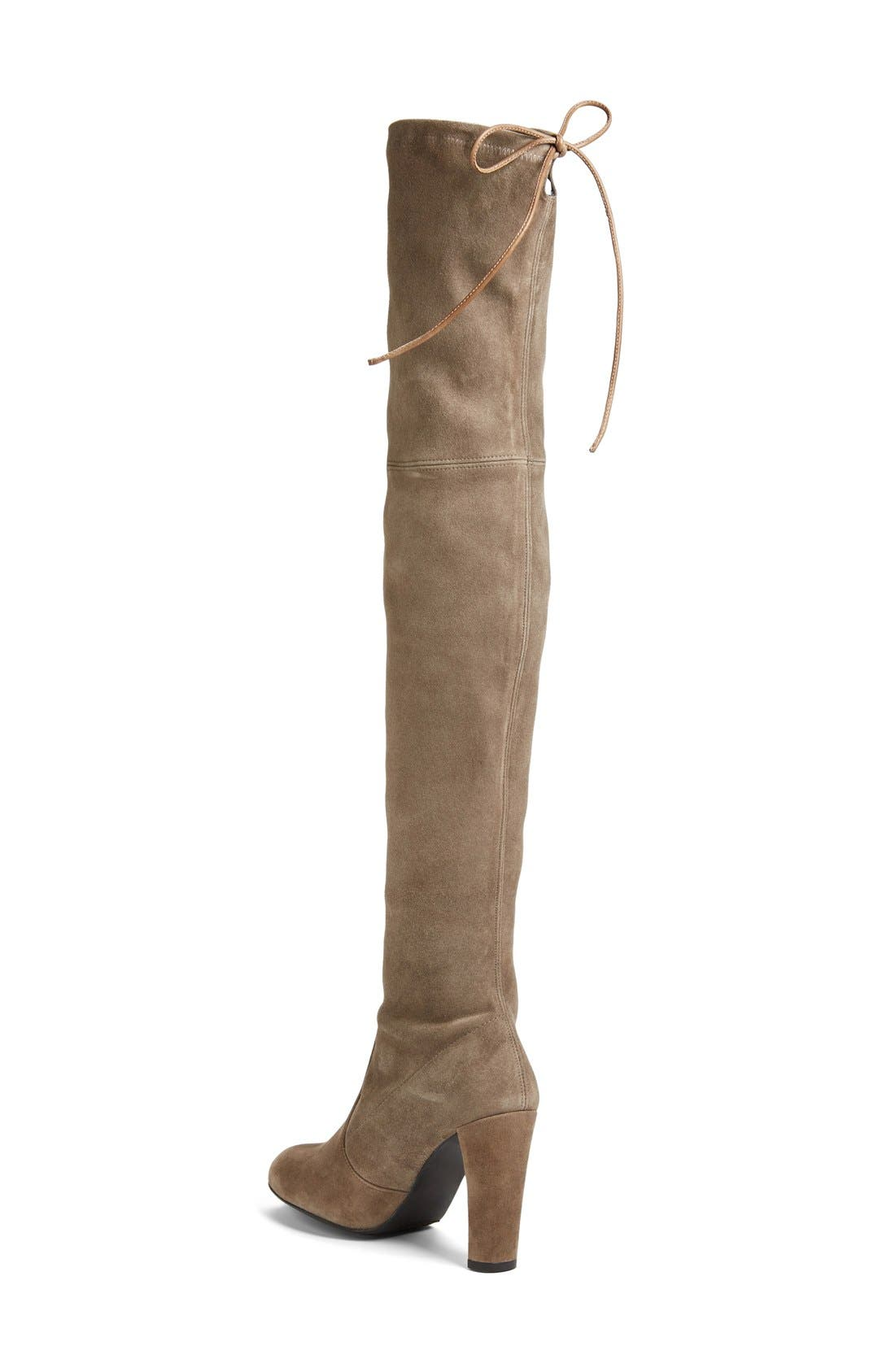 ,                             'Highland' Over the Knee Boot,                             Alternate thumbnail 50, color,                             270