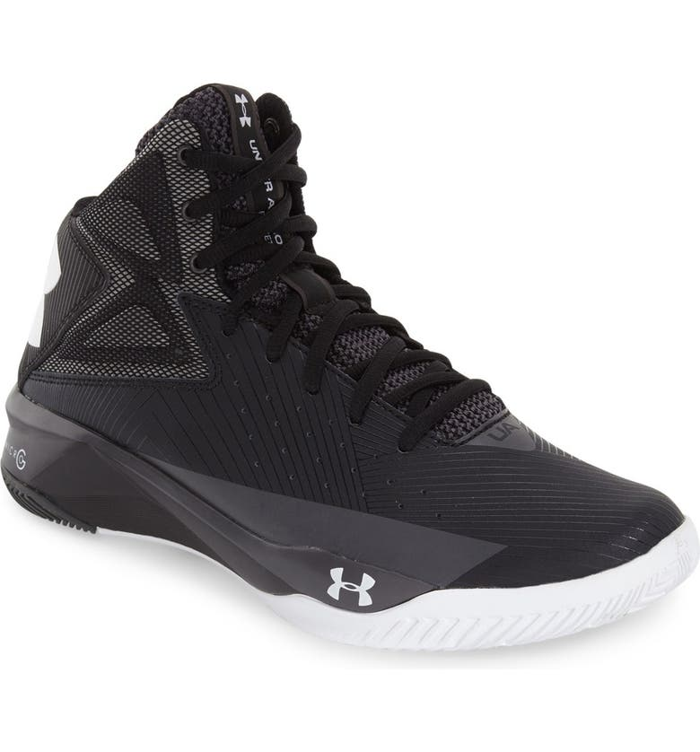 sale retailer cd0a9 7f6f3 Under Armour 'Rocket' Basketball Shoe (Men) | Nordstrom