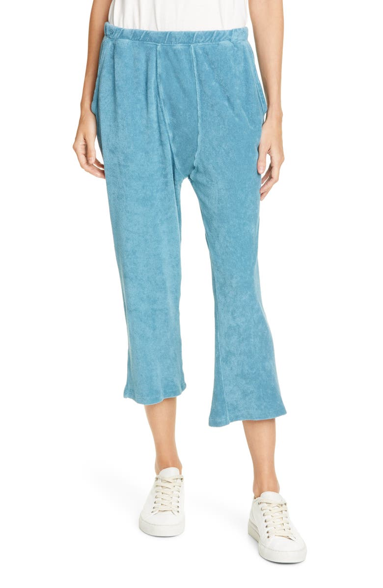 THE GREAT The Micro Terry Pajama Sweatpants