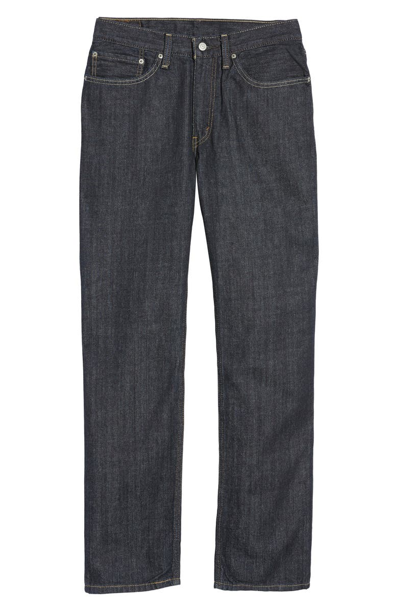 LEVI'S<SUP>®</SUP> 514<sup>™</sup> Straight Leg Jeans, Main, color, TUMBLED RIGID