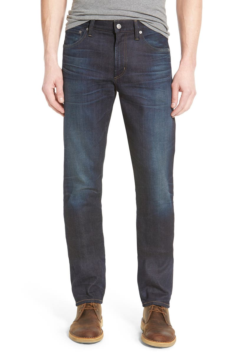 Citizens Of Humanity Gage Slim Straight Leg Jeans Huron