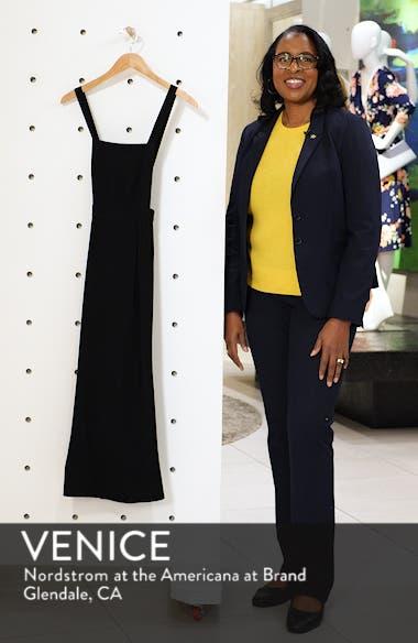 Tilda Pinafore Midi Dress, sales video thumbnail
