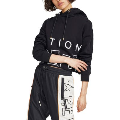 P.e Nation Restart Hoodie, Black