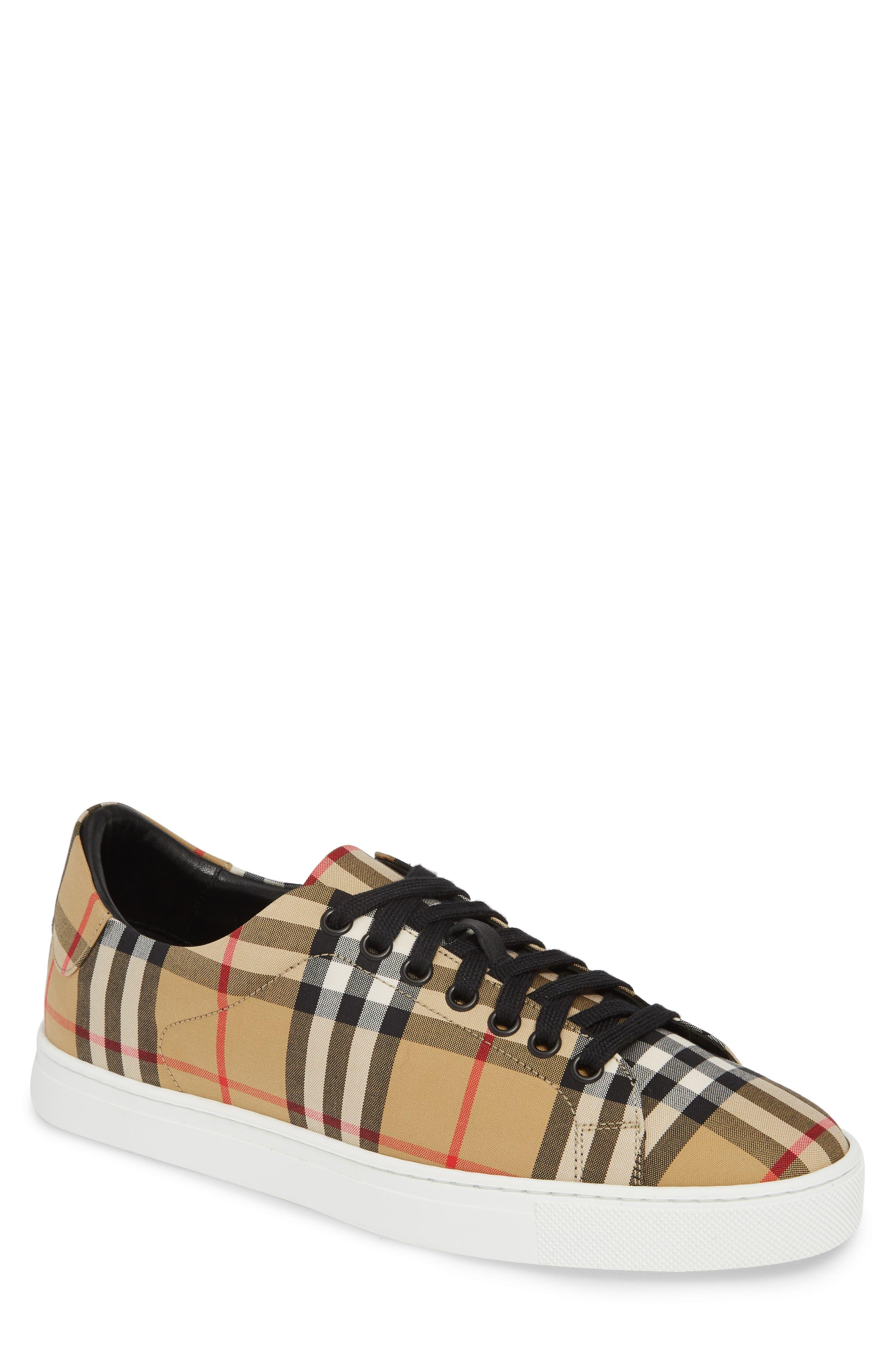 Burberry Albert Sneaker (Men)   Nordstrom