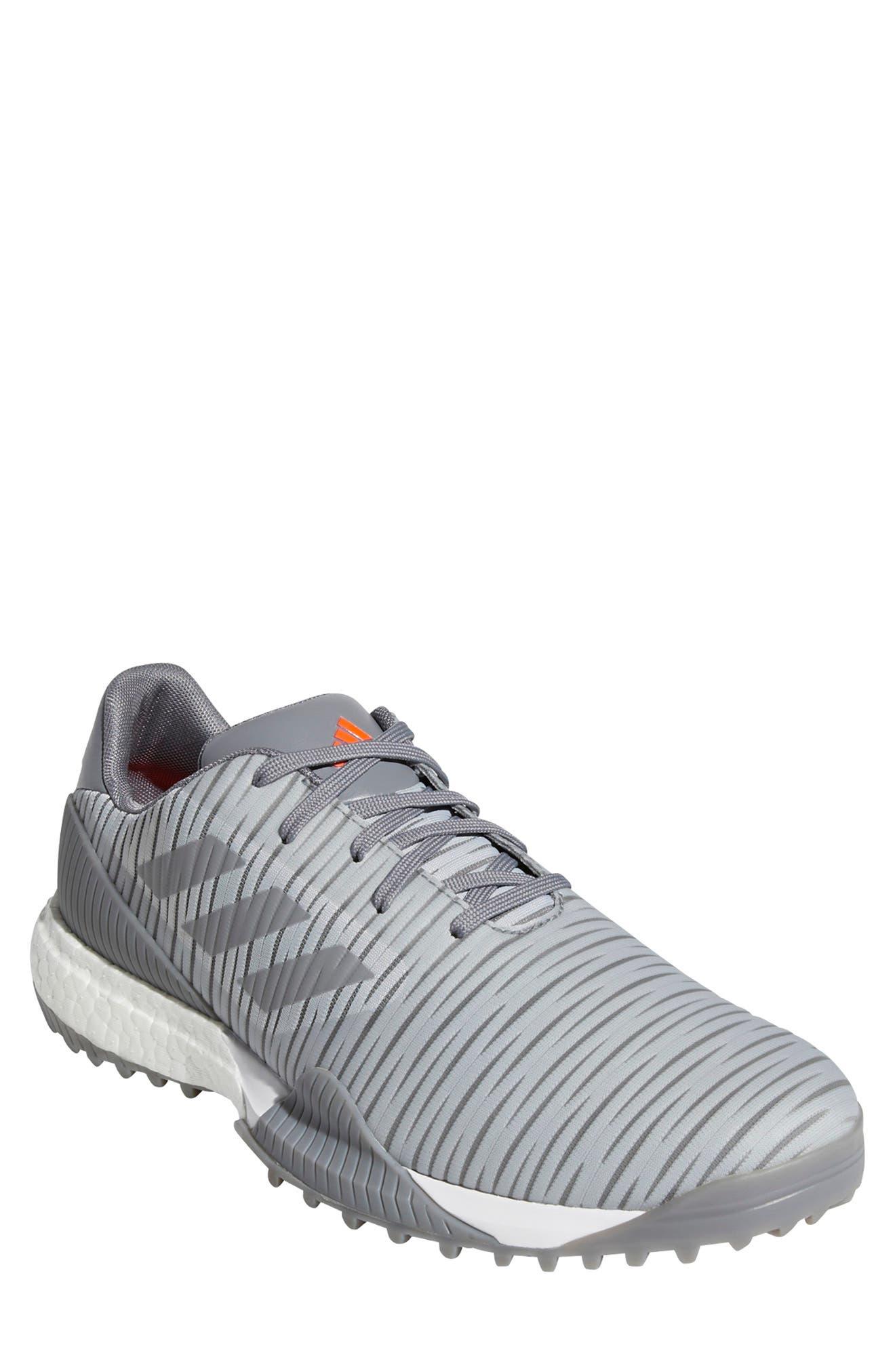 Men's Adidas Codechaos Sport Waterproof Spikeless Golf Shoe