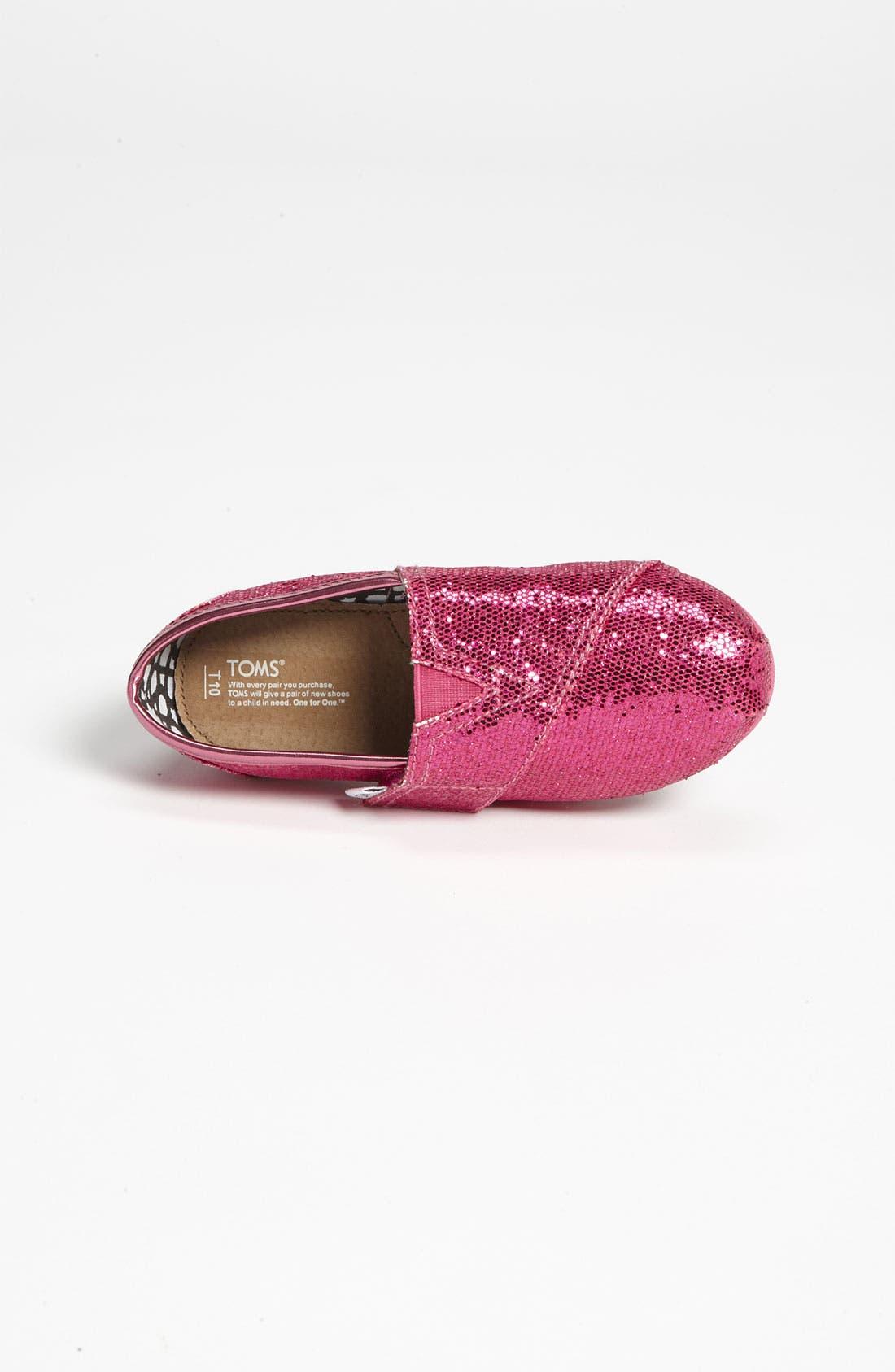,                             'Classic Tiny - Glitter' Slip-On,                             Alternate thumbnail 34, color,                             651