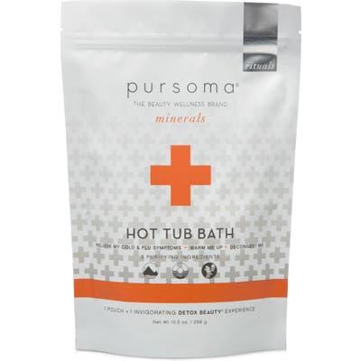 Pursoma Hot Tub Bath