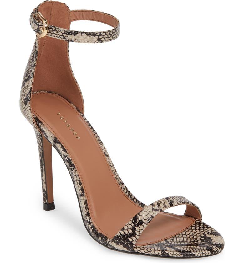 9d398ba9896 Susie Ankle Strap Sandal