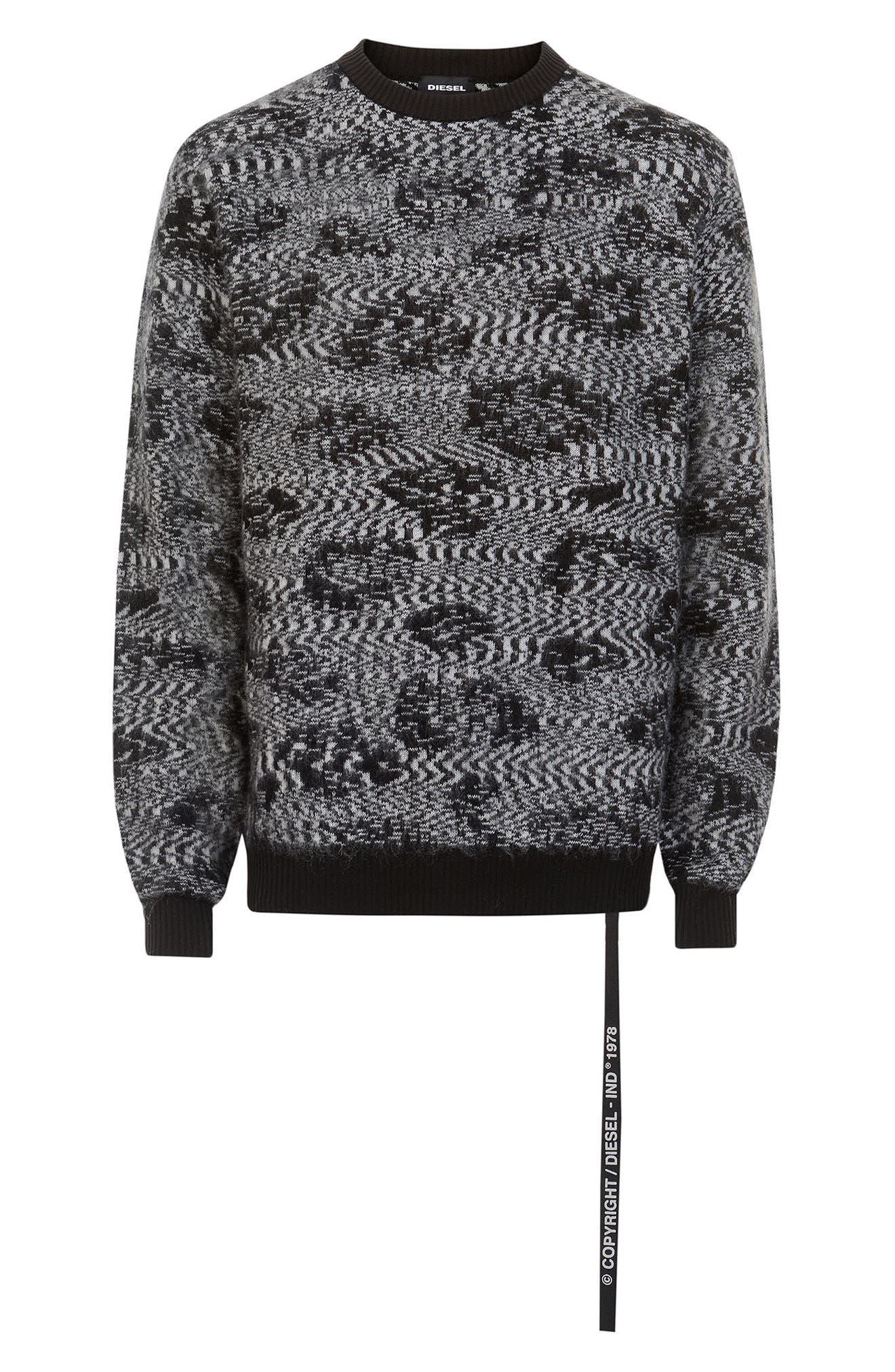 Men's Diesel K-Azotic Sweater
