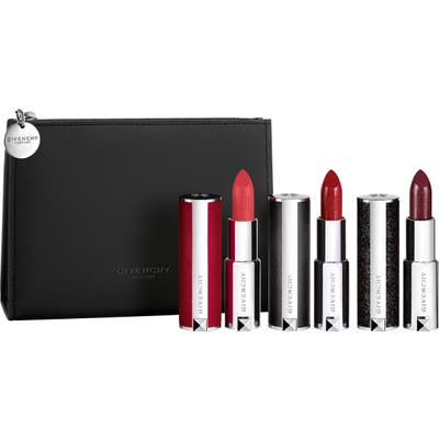 Givenchy Full Size Le Rouge Lipstick Set - No Color