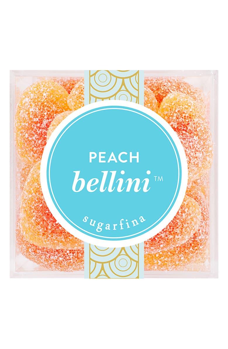 Peach Bellini Candy Cube, Main, color, PEACH BELLINI