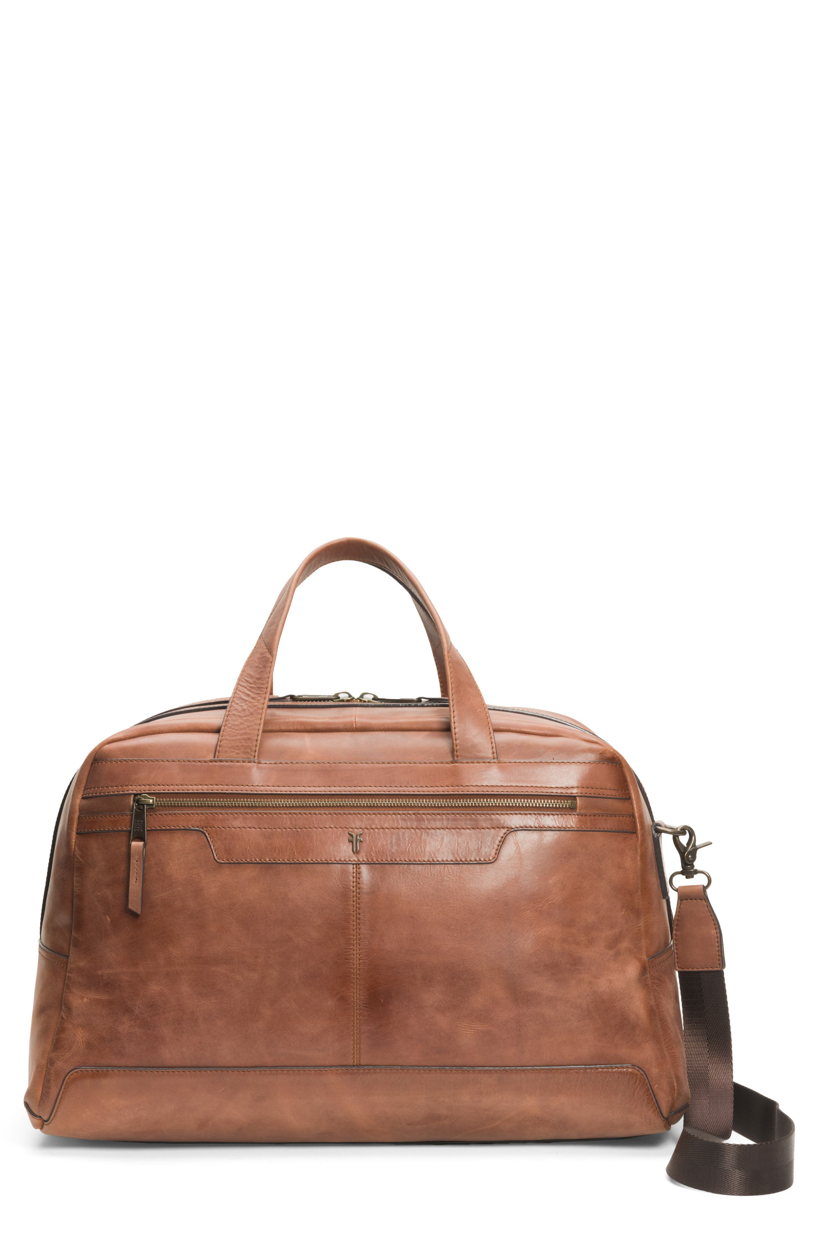 Holden Leather Duffle Bag