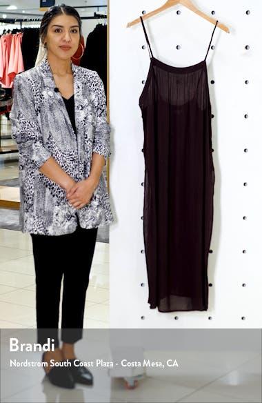 Layna Cover-Up Midi Dress, sales video thumbnail