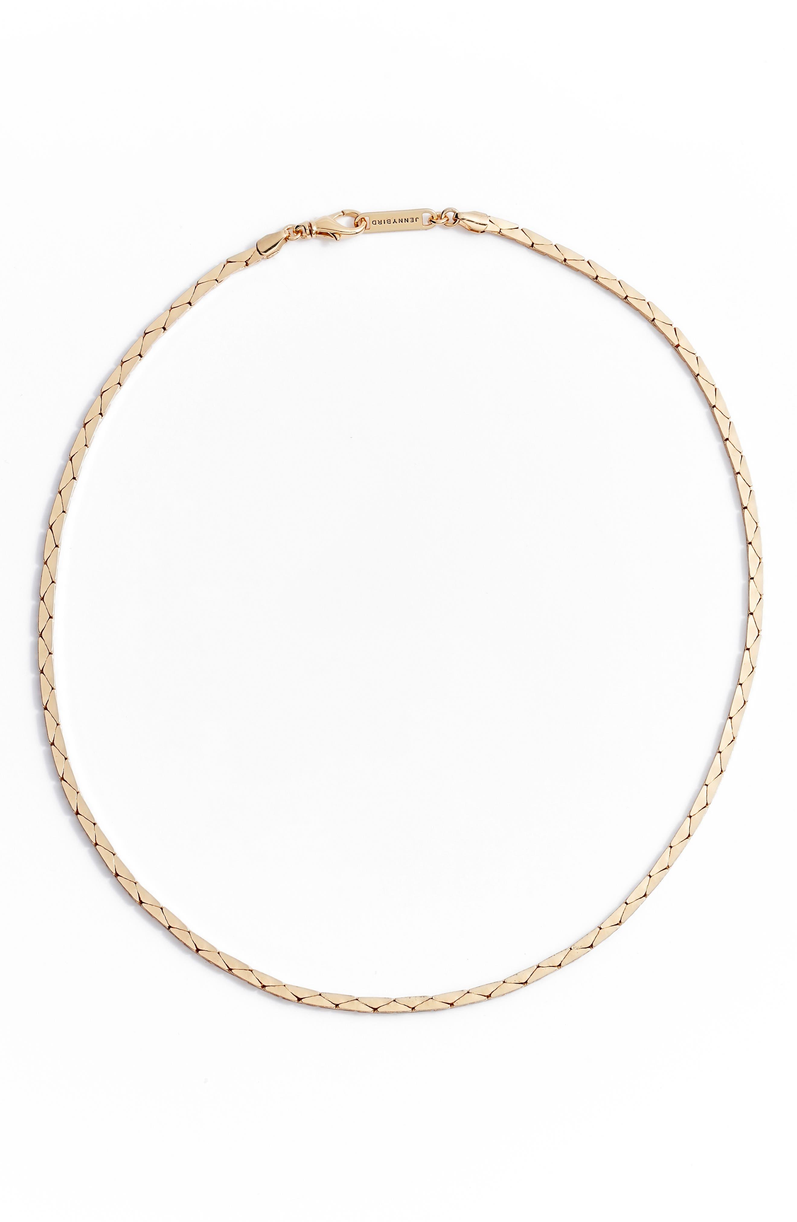 Alder Chain Necklace