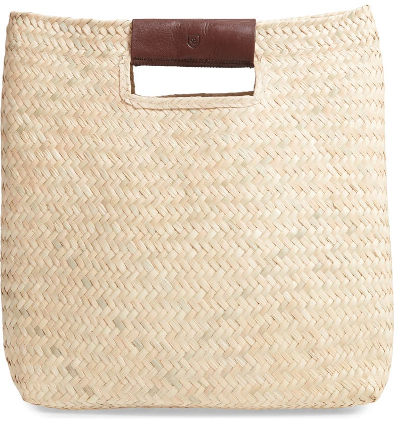 BRIXTON Harriett Woven Tote, Main, color, 250