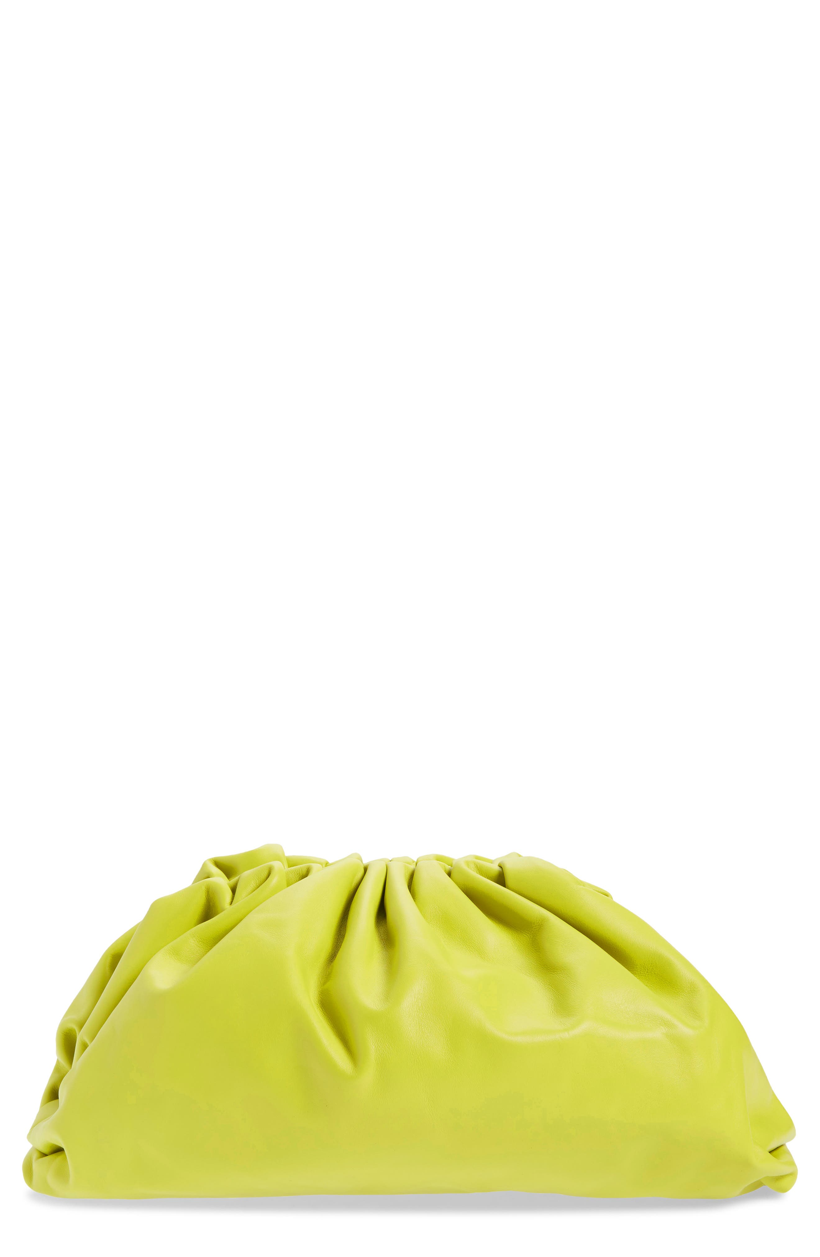 Bottega Veneta The Pouch Leather Clutch | Nordstrom