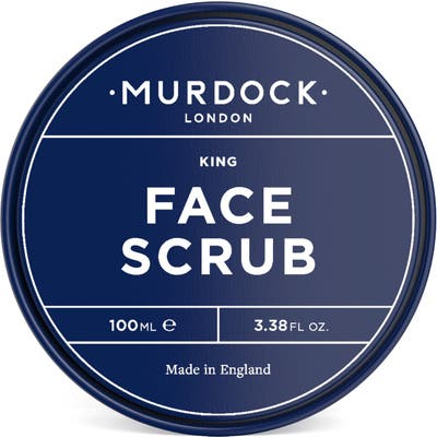 Murdock London Exfoliating Face Scrub, .4 oz