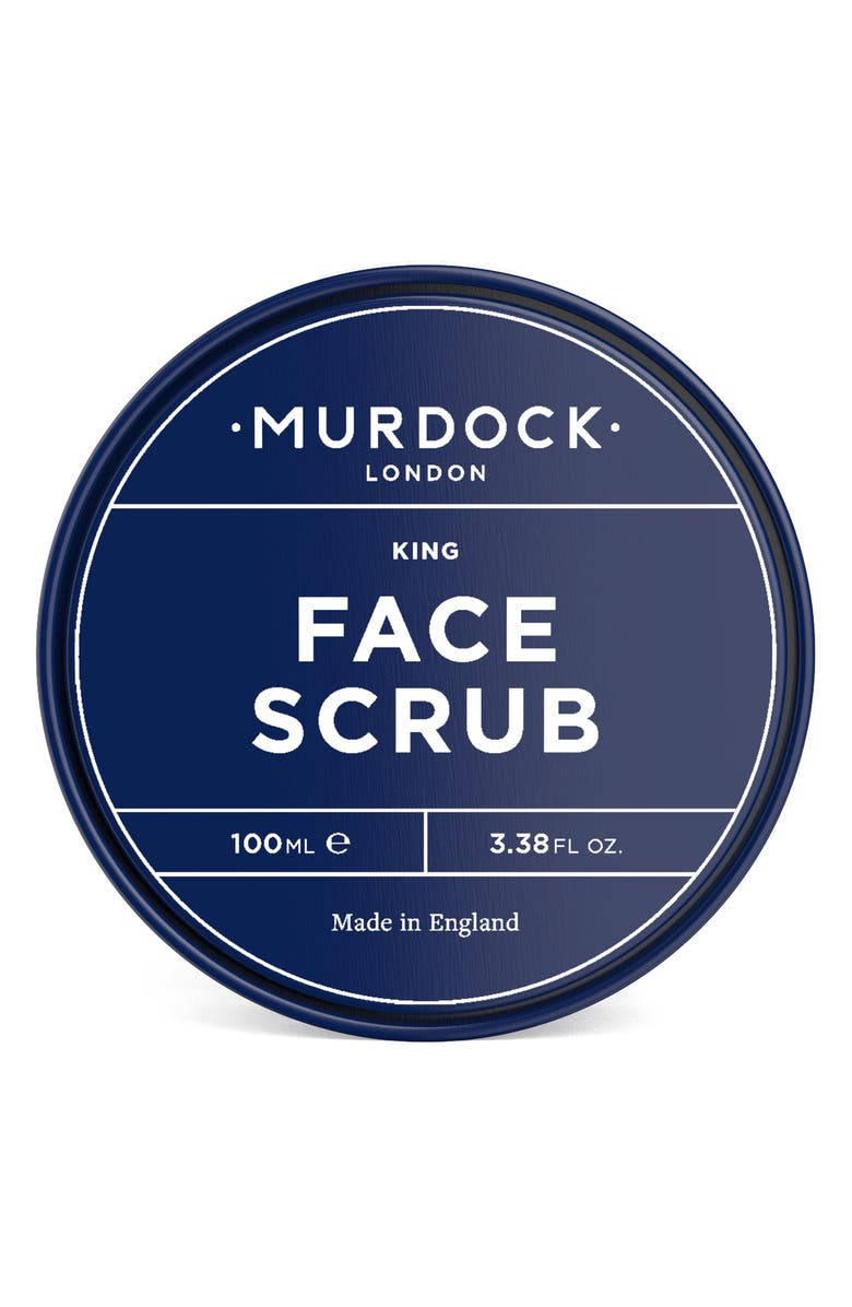 MURDOCK LONDON Exfoliating Face Scrub, Main, color, 000