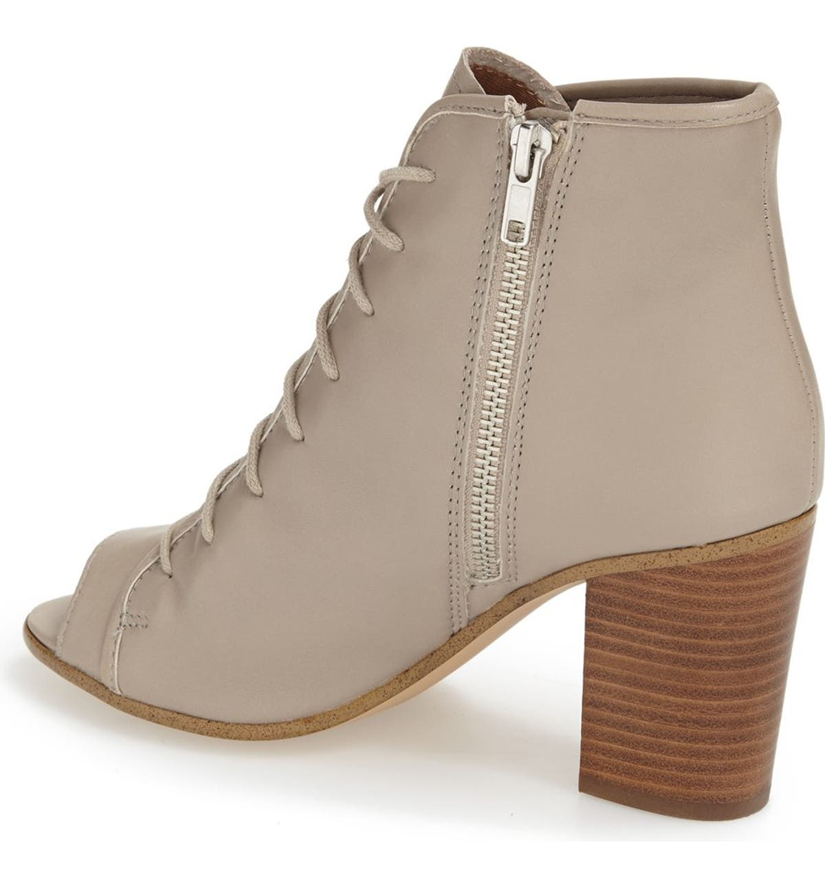 0ad7fe3f9dc 'Neela' Lace-Up Bootie