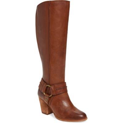 Frye Essa Tall Boot- Brown