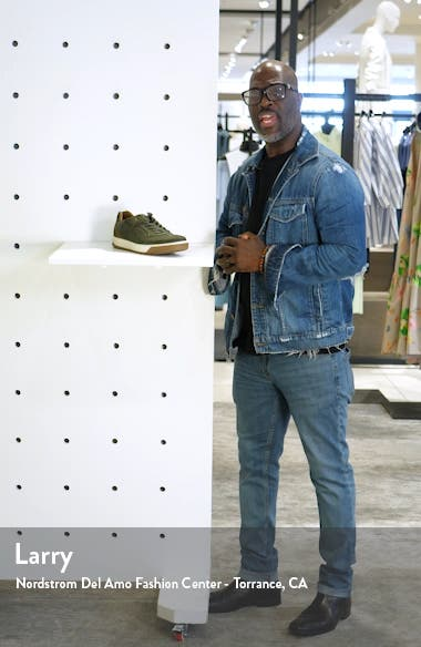 Byway Tred Urban Sneaker, sales video thumbnail