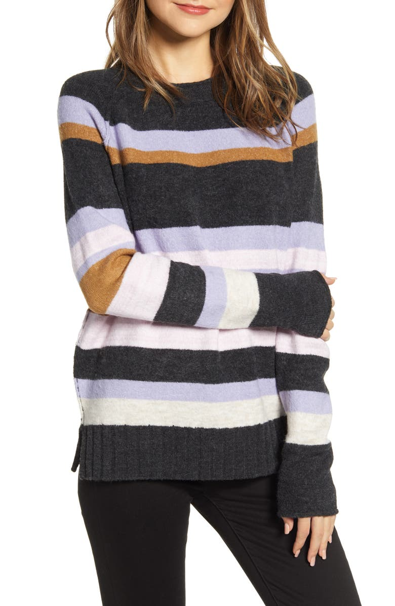 CASLON<SUP>®</SUP> Cozy Crewneck Sweater, Main, color, 031