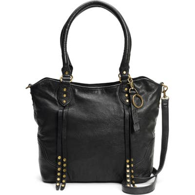 Frye And Co Dallas Leather Tote - Black