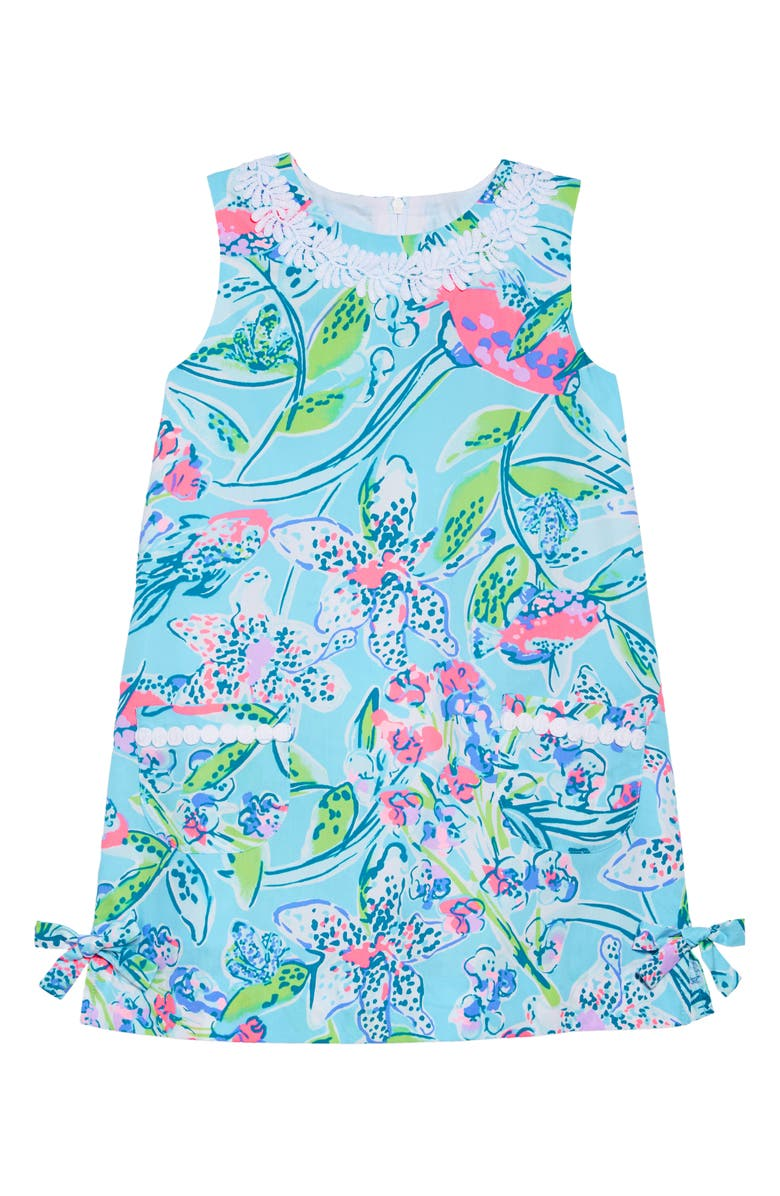 5356d0fa7 Lilly Pulitzer® Little Lilly Classic Shift Dress (Toddler Girls ...