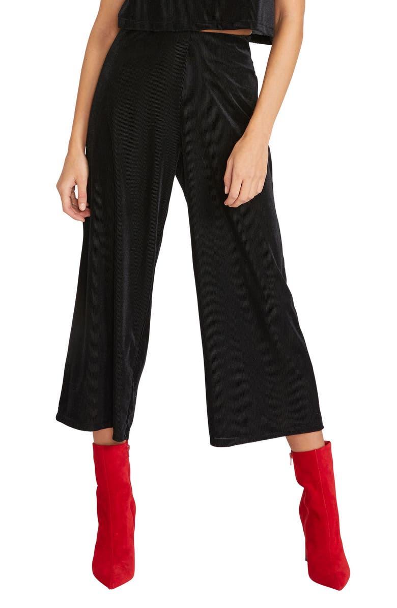VOLCOM City at Night Pants, Main, color, BLACK