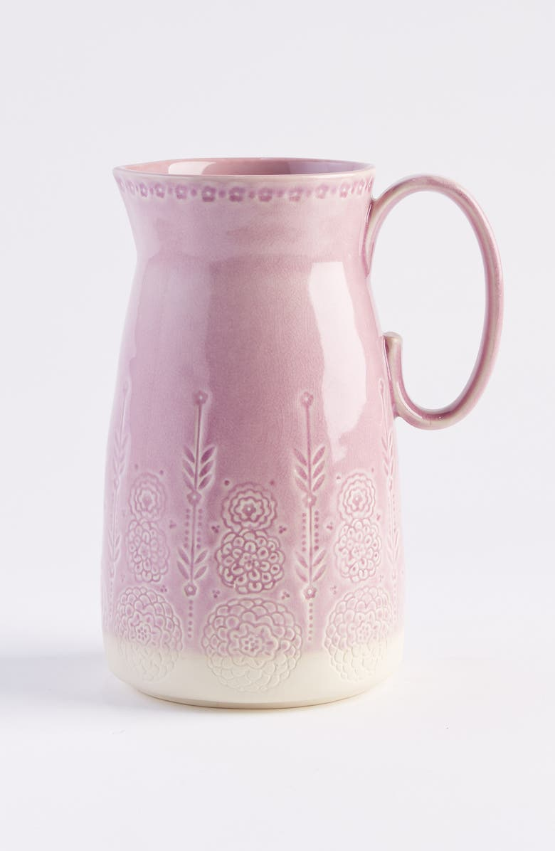 ANTHROPOLOGIE Veru Pitcher, Main, color, LAVENDER