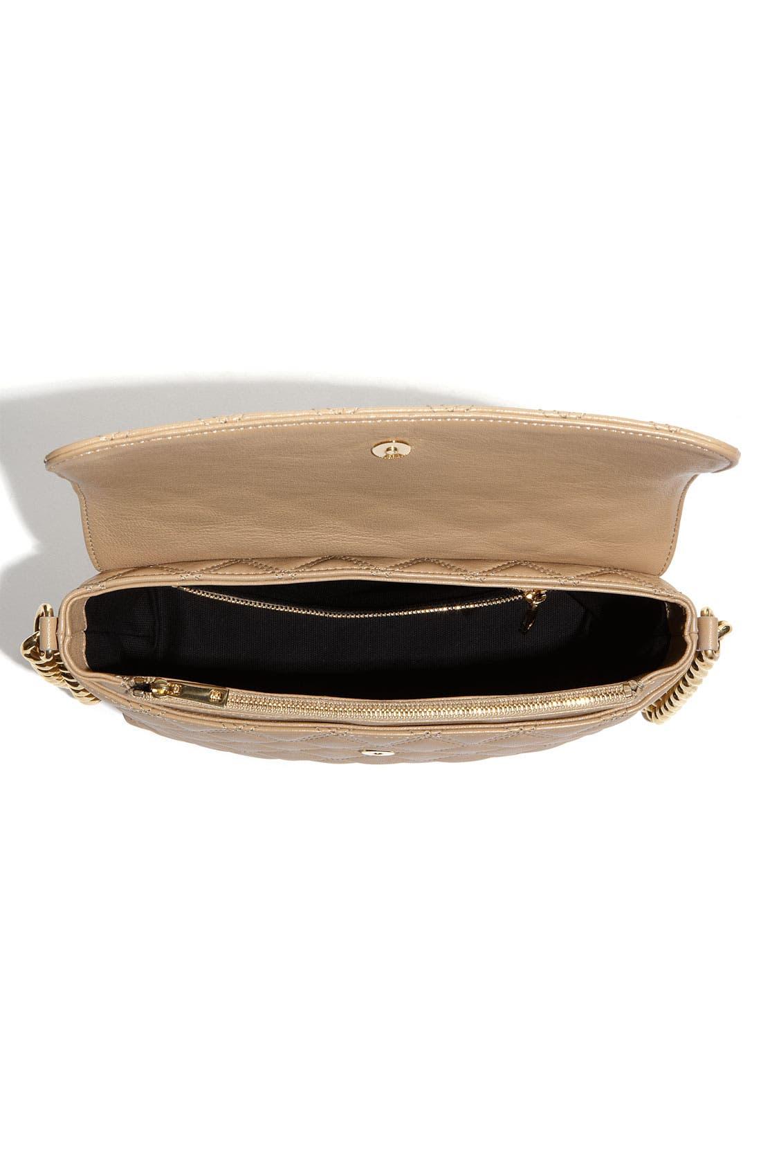 ,                             'Large Quilting Single' Leather Shoulder Bag,                             Alternate thumbnail 28, color,                             255