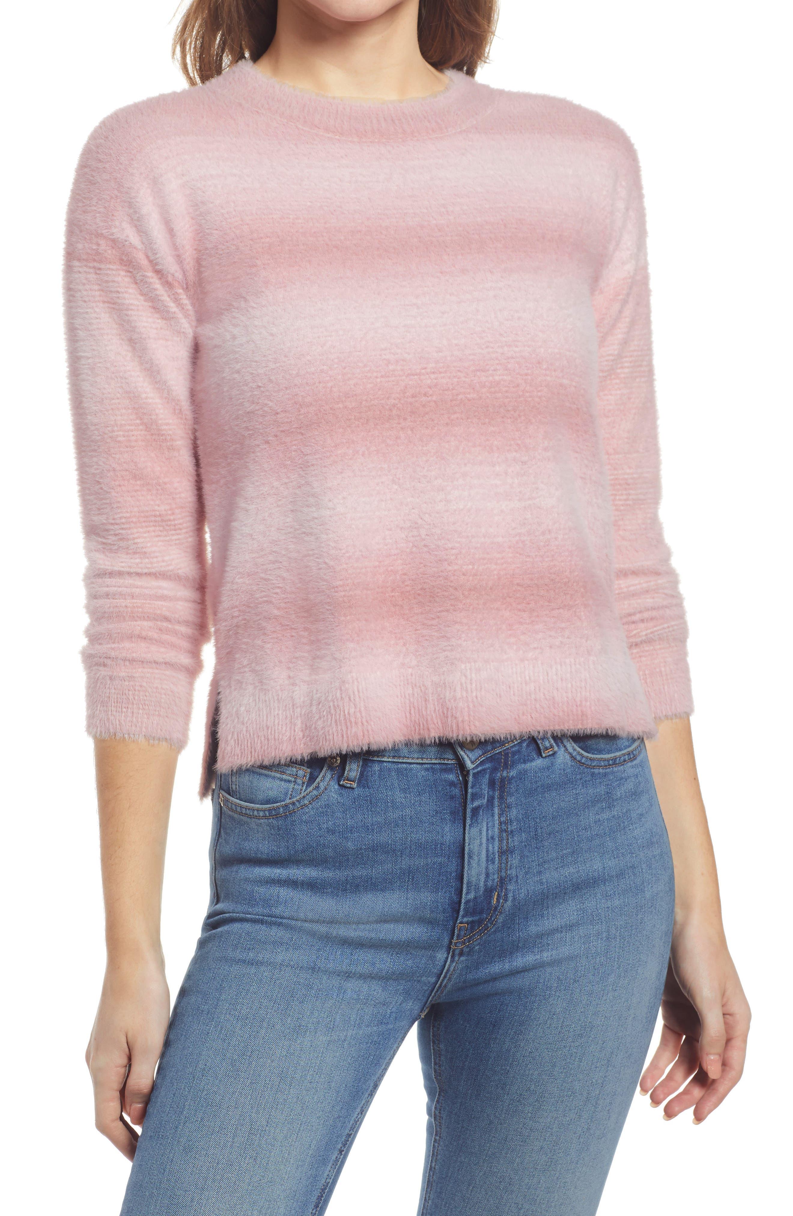 Crewneck Stripe Sweater