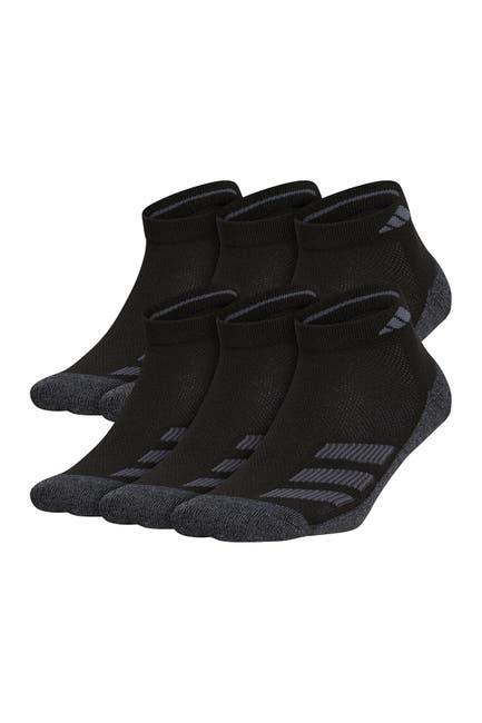 Image of adidas Aeroready Cushioned Low Cut Socks - Pack of 6